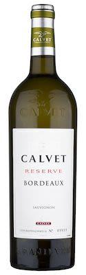 Calvet Réserve Sauvignon Bordeaux 75 cl. - Alc. 12% Vol.