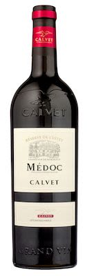 Calvet Collection Réserve de l'Estey Medoc   75 cl. - Alc. 13% Vol.