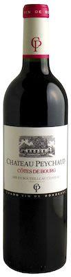 Château Peychaud Cotes de Bourg 75 cl. - Alc. 15% Vol.