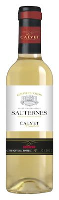 Calvet Collection Sauternes Réserve du Ciron Blanc 37.5 cl. - Alc. 13% Vol.