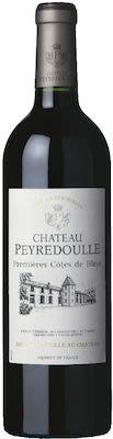Château Peyredoulle Blaye Cotes de Bordeaux 75 cl. - Alc. 14% Vol.
