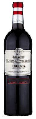 Château Haut Mouleyre Bordeaux 75 cl. - Alc. 13% Vol.