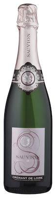 Sauvion Crémant de Loire Brut Blanc 75 cl. - Alc. 12% Vol.