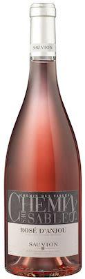 Sauvion Chemin Des Sables Rosé D'Anjou 75 cl. - Alc. 10,5% Vol.