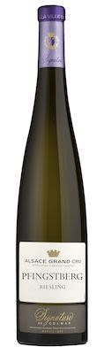 Signature de Colmar Grand Cru Pfingstberg Riesling 75 cl. - Alc. 12,5% Vol.