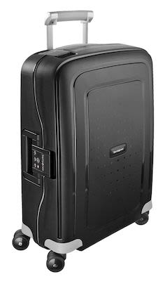 Samsonite S`Cure Spinner 55, black