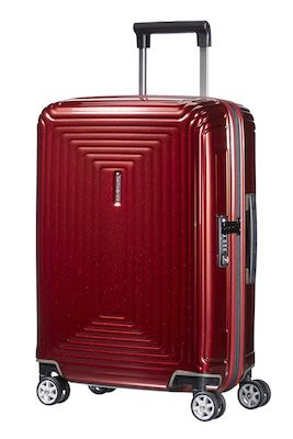 Samsonite Neopulse Spinner 55, metallic red
