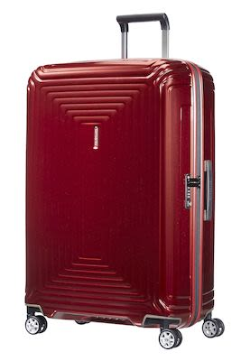 Samsonite Neopulse Spinner 75, metallic red
