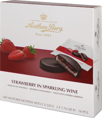 Anthon Berg Strawberry in Champagne 440 g