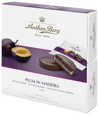 Anthon Berg Plum in Madeira 440 g