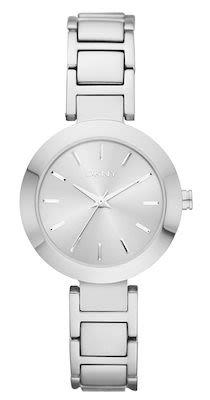 DKNY Ladies' Stanhope Silver Watch