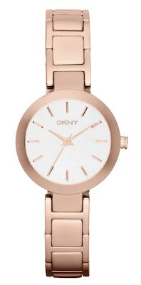 DKNY Stanhope Rose Gold Ladies' Watch