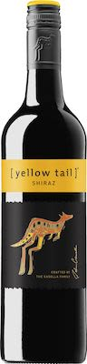 Yellow Tail Shiraz 75 cl. - Alc. 13.5% Vol.