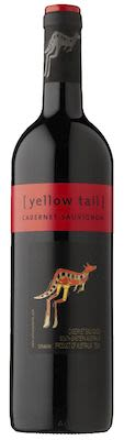 Yellow Tail Cabernet Sauvignon 75 cl. - Alc. 13.5% Vol.