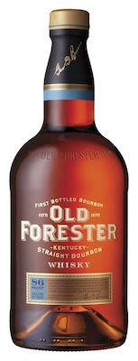 Old Forester Kentucky Straight Bourbon, 100 cl. - Alc. 43% Vol.