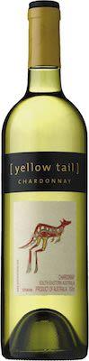 Yellow Tail Chardonnay 75 cl. - Alc. 13% Vol.