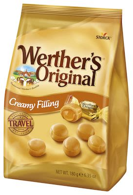 Storck Werthers Original Creamy Filling 180 g
