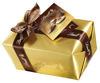 Lindt Assorted Swiss Masterpieces Ballotin 250 g