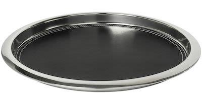 Bastian Steel Tray 35,5 cm