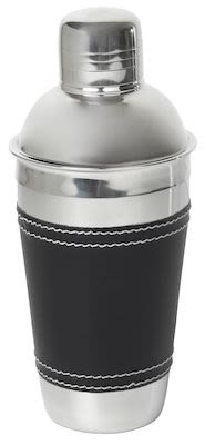 Bastian Steel Shaker with Strainer 0,5 L