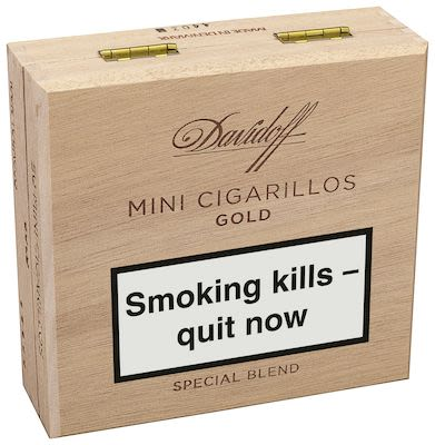 Davidoff Mini Gold 50pcs