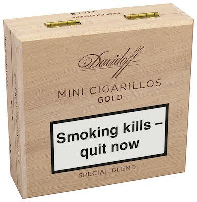 Davidoff Mini Cigarillos 50 pcs