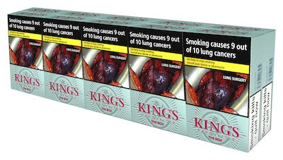 King's Blue Filter 200 pcs