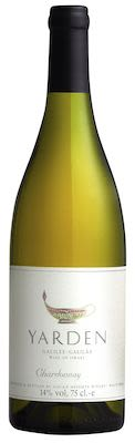 Yarden Chardonnay White Wine 75 cl. - Alc. 14% Vol.