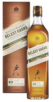 Johnnie Walker Select Casks 100 cl. - Alc. 46% Vol. In gift box.