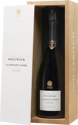 2012 Bollinger La Grande Année Brut White 75 cl.