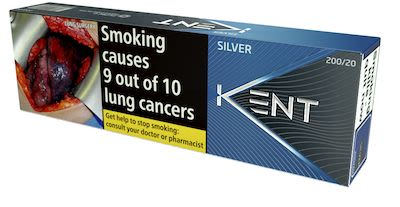 Kent Silver 200 pcs