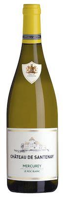 2014 Château Santenay Le Roc Mercurey Blanc 75 cl. - Alc. 13% Vol.