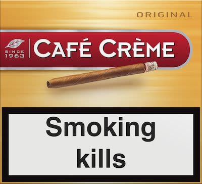 Café Crème Yellow 5x20 pcs