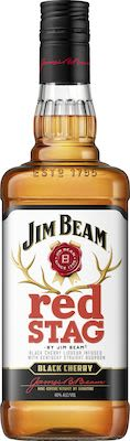 Jim Beam Red Stag, 100 cl. - Alc. 40% Vol.