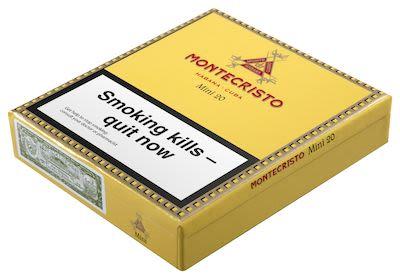 Montecristo Mini 5x20 pcs