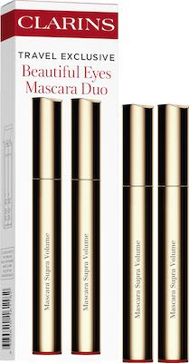 Clarins Supra Mascara Duo Set