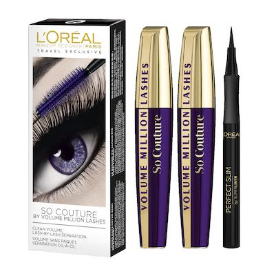 L'Oréal Paris Mascara Set So Couture