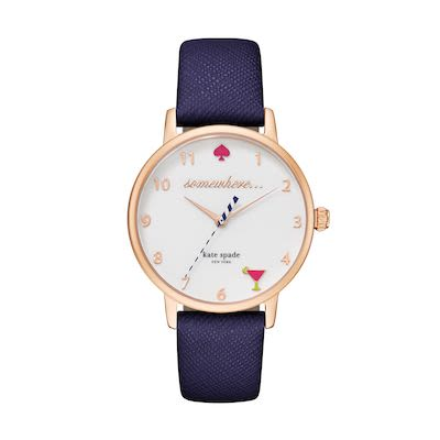 Kate Spade Ladies' Metro Watch blue
