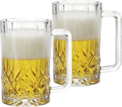 Harvery Beer Glass 2 pcs