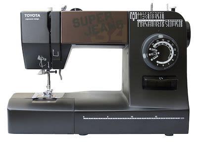TOYOTA Super Jeans 34 Sewing Machine
