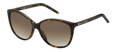 Marc Jacobs Ladies Marc 69/S Sunglasses Brown