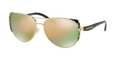 Michael Kors Ladies Sadie Pilot Sunglasses