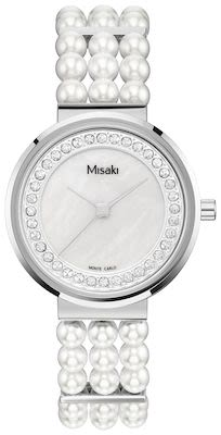 Misaki Ladies' Ella Pearl Watch