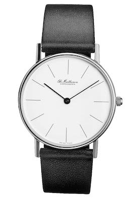 Ole Mathiesen Men's OM2.35.Q Classic Watch