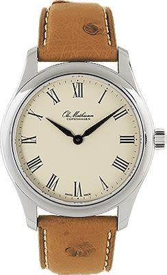 Ole Mathiesen Men's OM1.40.Q 1919 Heritage 9 Watch