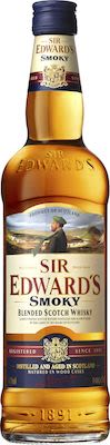 Sir Edward's Smoky Scotch Whisky, 100 cl. - Alc. 40% Vol.