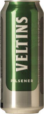 Veltins Pilsener Beer 24x50 cl. cans. - Alc. 4,8% Vol.
