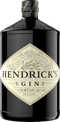 Hendrick's Gin 175 cl. - Alc. 44% Vol.