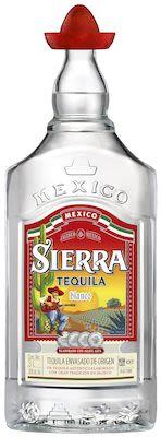 Sierra Tequila Silver 300 cl. - Alc. 38% Vol.