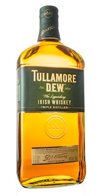 Tullamore D.E.W. 175 cl. - Alc. 40% Vol. Irish.